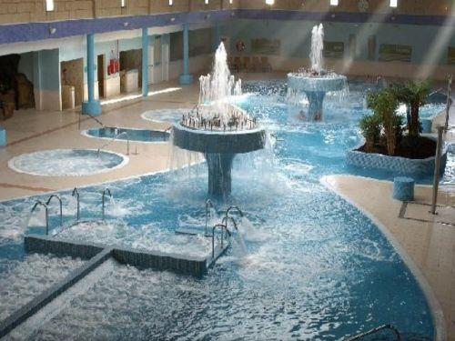 Reserva online Circuito Termal en Aqua Club Termal y al