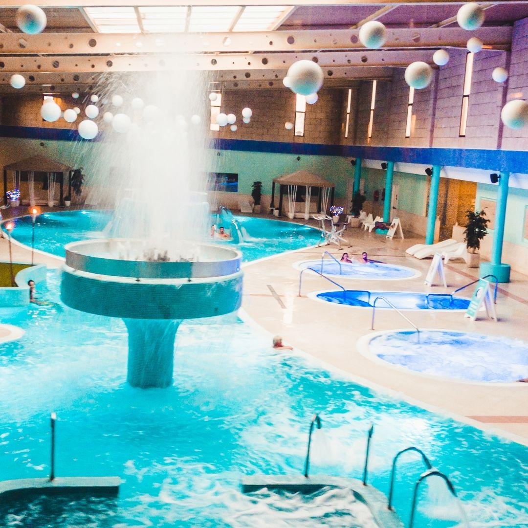 Reserva Online en Aqua Club Termal al mejor precio