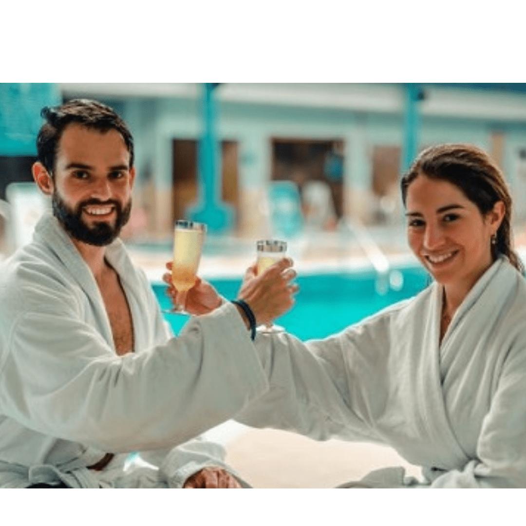 Reserva online Cumpleaños con picoteo en Aqua Club Termal
